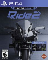 Ride 2 - (Launch Edition - Box) (PS4)