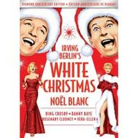 White Christmas (Diamond Anniversary Edition) (Blu-ray + 2-Disc DVD + CD) (Bilingual)