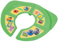 Sesame Street Folding Travel Potty Seat