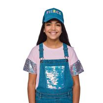Girls Mini Pop Kids Fierce Cap
