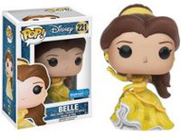 Funko Pop Disney Beauty and the Beast Belle Sparkle Dress Walmart Exclusive