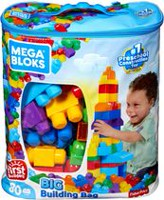 Mega Bloks First Builders – Sac de blocs