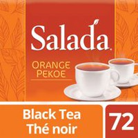 Salada® Orange Pekoe Tea Bags, 72 Count