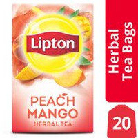 Lipton White Tea Peach & Mango Pyramid Tea Bags