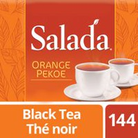 Salada® Orange Pekoe Tea Bags, 144 Count