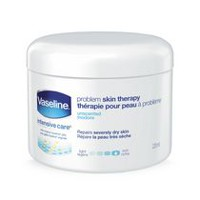 Vaseline Problem Skin Therapy, Creamy Petroleum Jelly