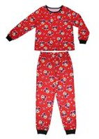 Disney Minnie Mouse Girls' 2-Piece Pyjama Set XS