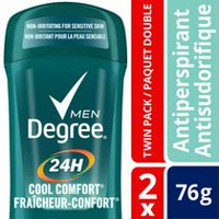 Degree® Men Cool Comfort Anti-Perspirant Stick Value Pack