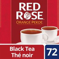Sachets de thé Orange Pekoe de Red Rose®, paq. de 72