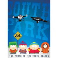 South Park: The Complete Eighteenth Season