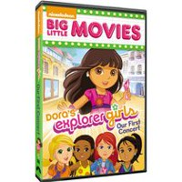 Dora The Explorer: Dora's Explorer Girls - Our First Concert