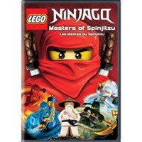 LEGO Ninjago: Masters Of Spinjitzu (Bilingual)