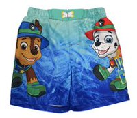 Paw Patrol Boys' Swim Shorts 4T