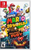 Super Mario™ 3D World + Bowser's Fury (Nintendo Switch)