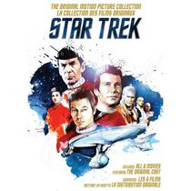 Star Trek: The Original Motion Picture Collection - Star Trek: The Motion Picture / The Wrath Of Khan / The Search For Spock / The Voyage Home / The Final Frontier / The Undiscovered Country (Bilingual)