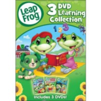 LeapFrog, Vol. 3: The Amazing Alphabet Amusement Park / Numbers Ahoy / Storybook Factory