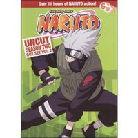 Naruto Uncut Box Set: Season 2, Vol. 2
