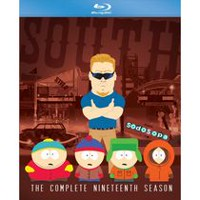South Park: The Complete Nineteenth Season (Blu-ray)