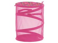Your Zone Mesh Pop-Up Hamper - Tweet