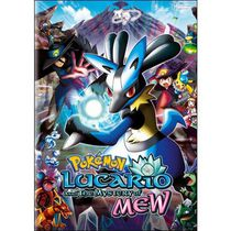 Pokemon: Lucario And The Mystery Of Mew (2006)