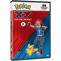 Pokemon The Series: XY - Kalos Quest: Set 1