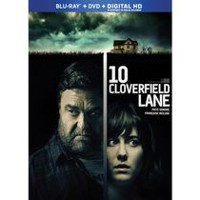10 Cloverfield Lane (Blu-ray + DVD + HD Numérique) (Bilingue)