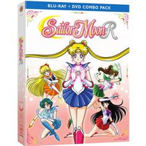 Sailor Moon R: Season 2, Part 2 (Blu-ray + DVD)