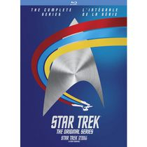Star Trek: The Original Series - The Complete Series (Blu-ray) (Bilingual)