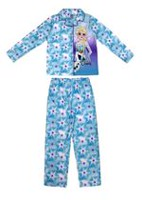 Disney Frozen Girls' 2-Piece Pyjama Set XS