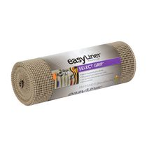 Duck Brand Select Grip™ Easy Liner® Taupe, 12 in. x 15 ft. roll
