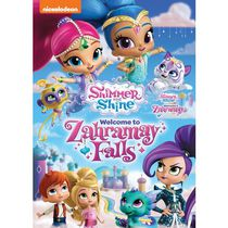 Shimmer And Shine: Welcome To Zahramay Falls (DVD + Toy) (Walmart Exclusive) (Bilingual)