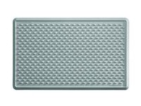WeatherTech Home and Business IndoorMat Grey L/G