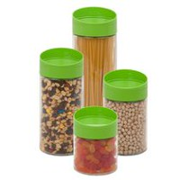 4 Pcs Storage Jar