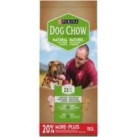 Purina(MD) Dog Chow(MD) Naturel Nourriture pour Chiens 19.3kg