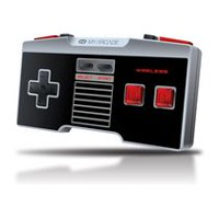dreamGEAR My Arcade Wireless Controller for NES Classic Edition Gaming System