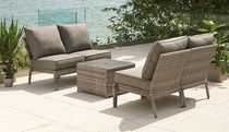 Hometrends Charlottetown 5 Piece Stacking Sectional Set