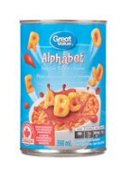 Great Value Alphabet Pasta in Tomato Sauce
