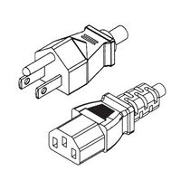 Retail CSA Power Cable, 6ft