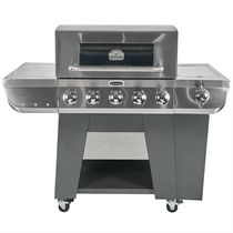 Cuisinart 3-in-1 Stainless Five Burner Gas Grill