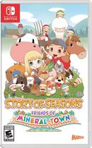 Jeu vidéo Story of Seasons: Friends of Mineral Town pour (Nintendo Switch)