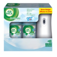 Air Wick® Freshmatic Mountain Breeze Air Freshener Bonus Pack