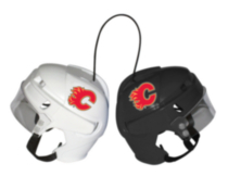 NHL Mini Helmets Calgary Flames