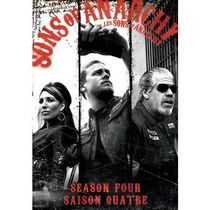 Les Sons Of Anarchy : Saison Quatre (Bilingue)