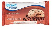 Great Value Milk Chocolate Chips