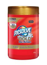 Resolve® Gold Oxi-Action Laundry Stain Remover