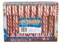 Great Value Peppermint Candy Canes