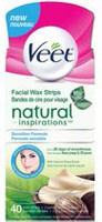 Veet® Facial Wax Strips