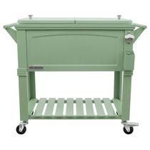 Permasteel Furniture Style Cooler 80QT - Saje
