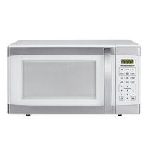 Hamilton Beach 1.1 cu ft White Stainless Microwave