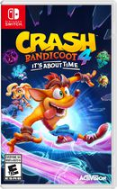 Jeu video Crash Bandicoot™ 4: It's About Time pour (NSW)